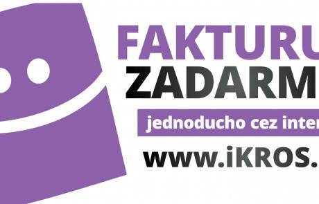 Návrh billboardu pre iKROS online fakturáciu | Webovica.sk