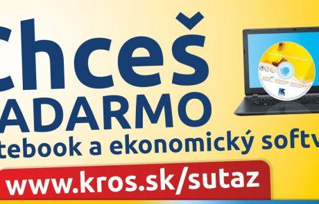 Návrh billboardu pre predajnú akciu KROS | Webovica.sk