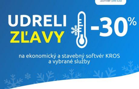 Banner pre online kampaň KROS | Webovica.sk