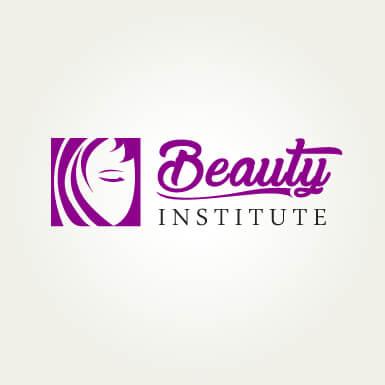 Návrh loga, tvorba firemného loga Beauty institute | Webovica.sk