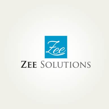 Návrh loga, tvorba firemného loga ZEE solutions | Webovica.sk