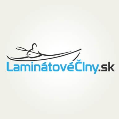 Návrh loga, tvorba loga pre e-shop LaminatoveClny.sk | Webovica.sk