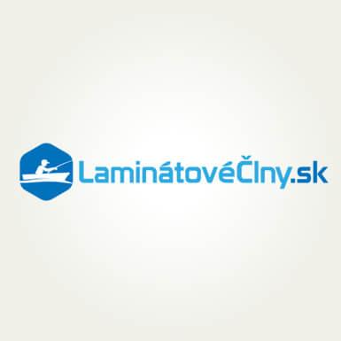 Návrh loga, tvorba loga pre internetový obchod LaminatoveClny.sk | Webovica.sk