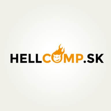 Návrh loga, tvorba firemného loga Hellcomp.sk | Webovica.sk