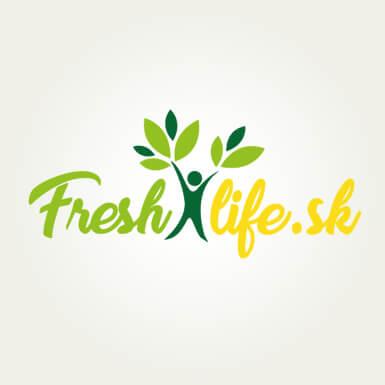 Návrh loga, tvorba firemného loga Freshlife.sk | Webovica.sk