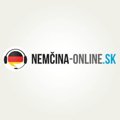 Návrh loga, tvorba firemného loga Nemcinaonline.sk | Webovica.sk