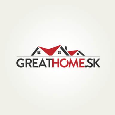Návrh loga, tvorba loga pre Greathome.sk | Webovica.sk