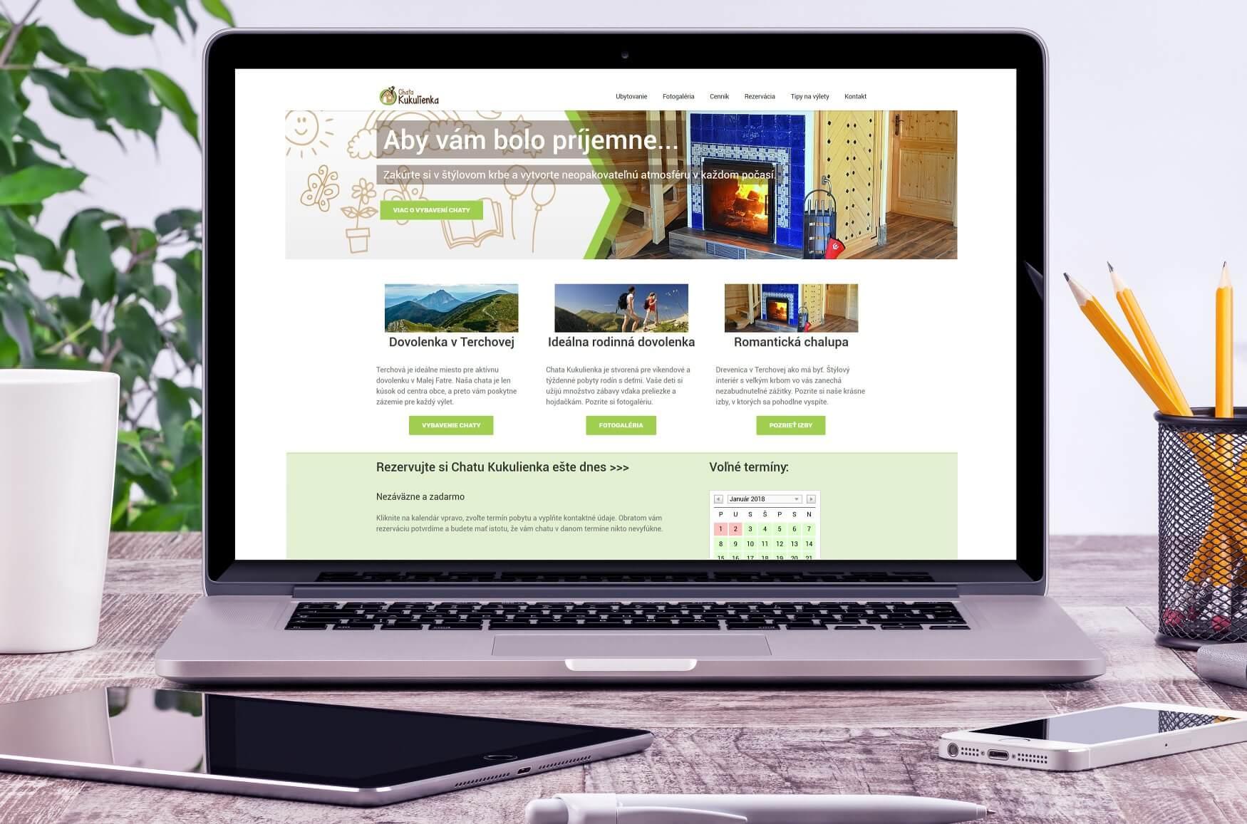 Tvorba webových stránok lacno a rýchlo - Webovica.sk