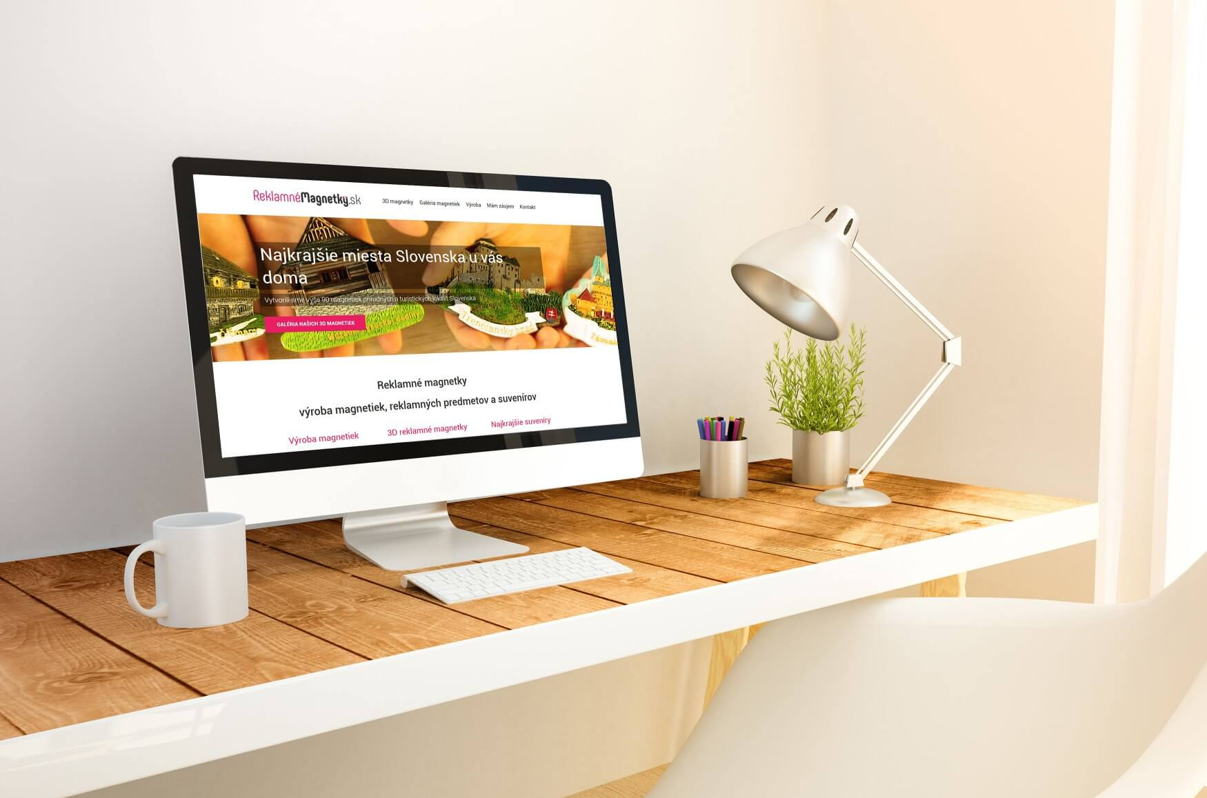 Tvorba moderných webových stránok lacno a rýchlo od Webovica.sk