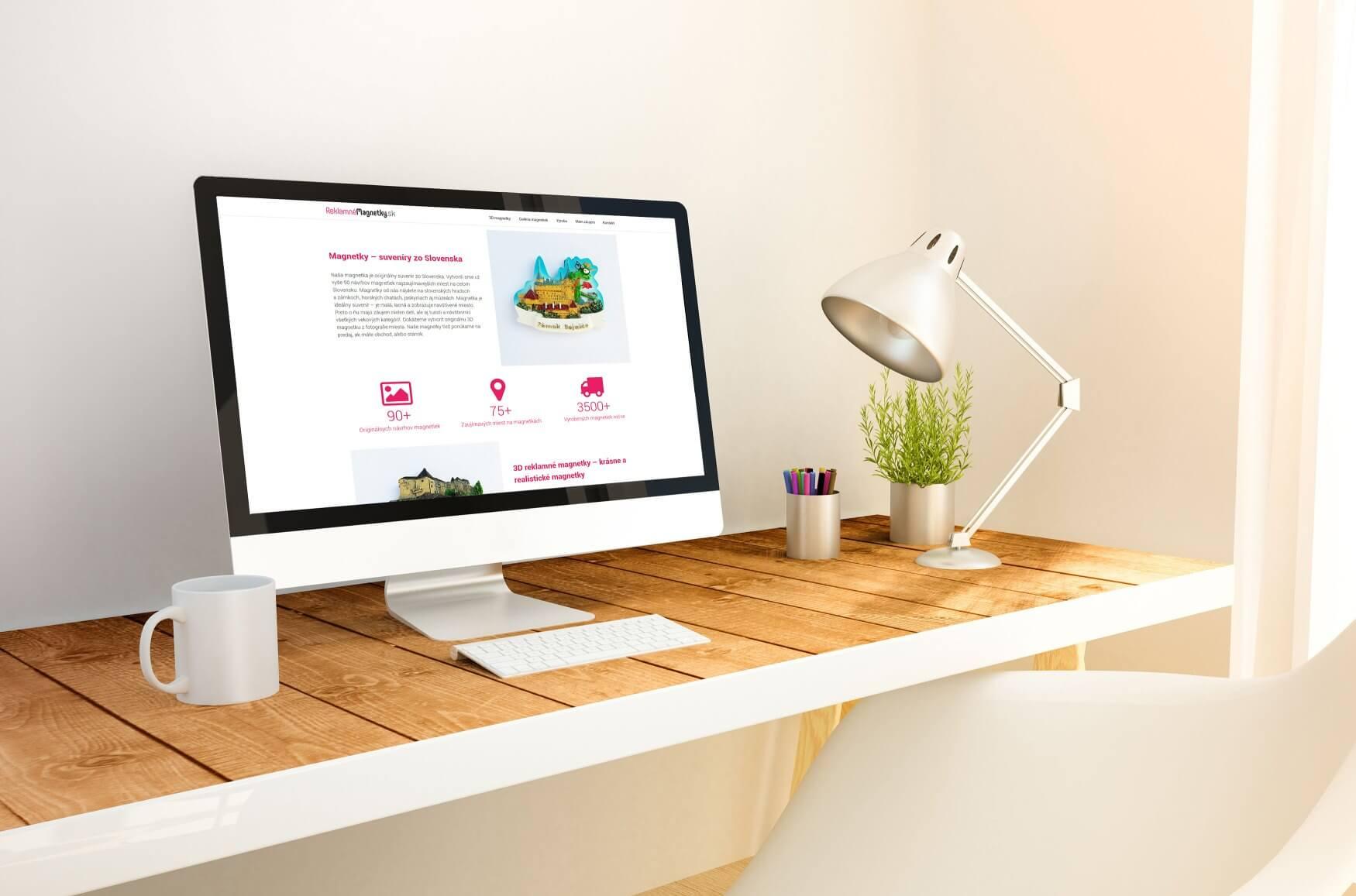 Tvorba moderných webových stránok lacno a rýchlo | Webovica.sk