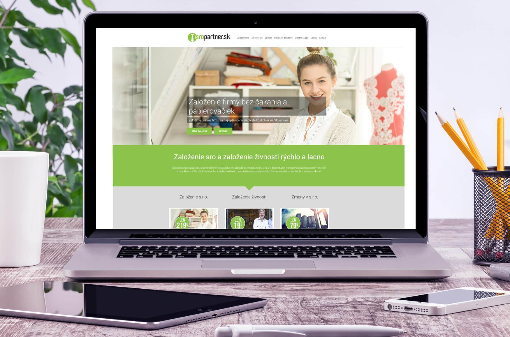 Webdizajn, tvorba web stránok lacno a rýchlo | Webovica.sk