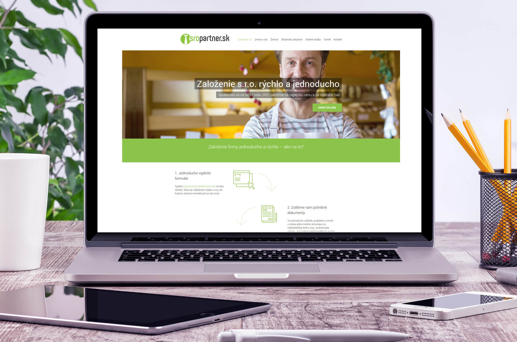 Webdizajn, tvorba webu lacno a rýchlo | Webovica.sk