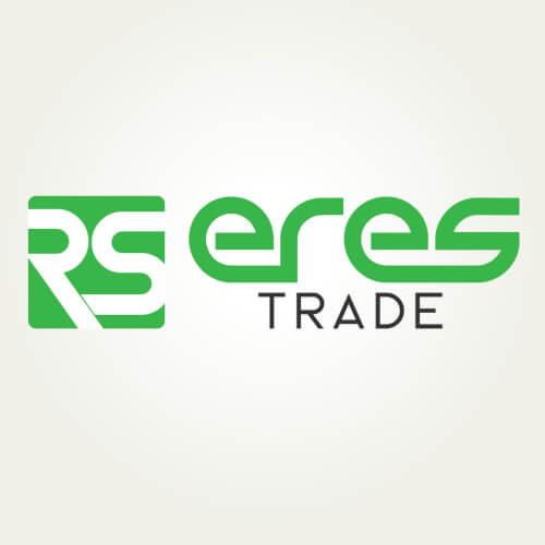 Tvorba loga, návrh loga firmy pre eres trade | Webovica.sk