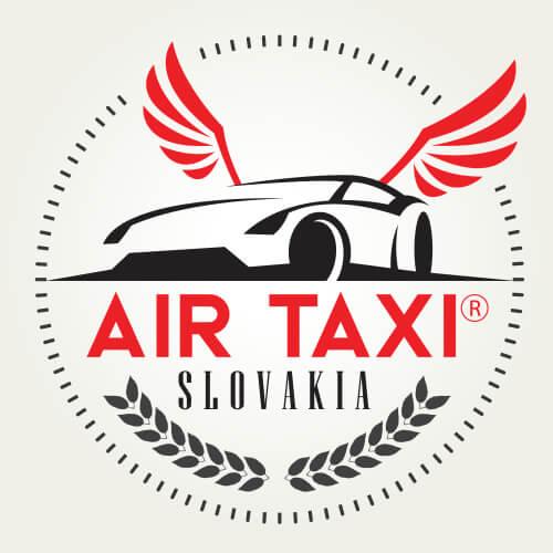 Tvorba loga, návrh loga pre Air taxi | Webovica.sk