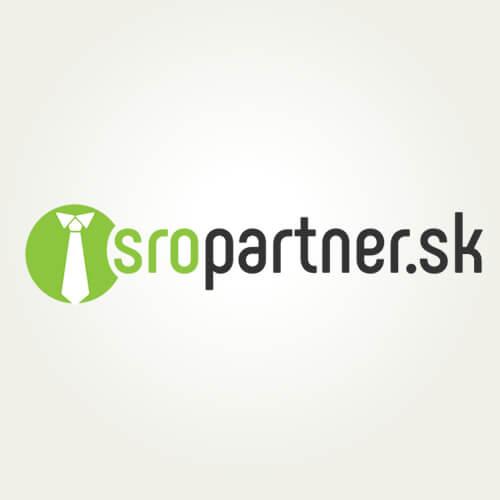 Tvorba loga, návrh firemného loga pre sropartner.sk | Webovica.sk